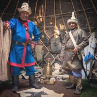 Сотрудник Дома-музея Шагита Худайбердина принял участие в московском историческом фестивале «Времена и эпохи»