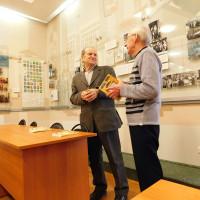 25 января в 12.00 состоится презентация очередной книги известного краеведа и исследователя истории Уфы В.Н. Буравцова